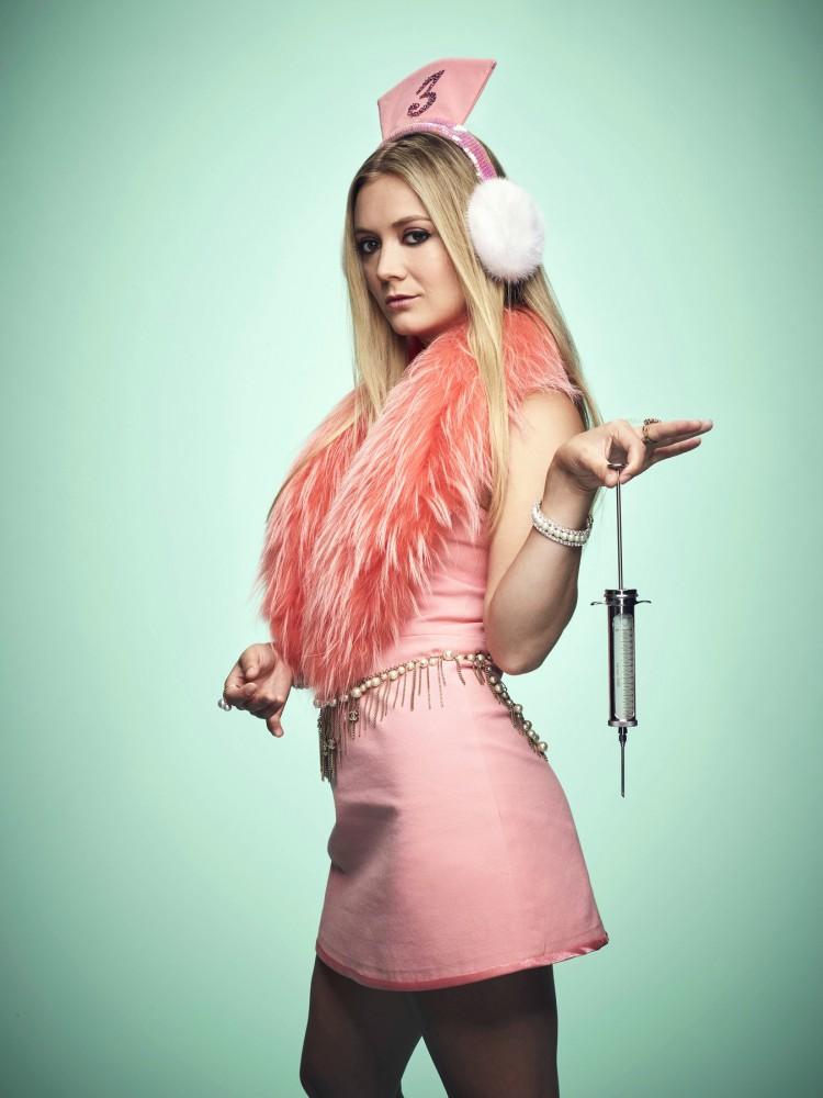 Chanel #3, Billie Lourd