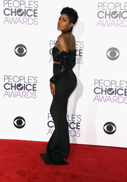 PEOPLE'S CHOICE AWARDS - Lea Michele & Keke Palmer ...